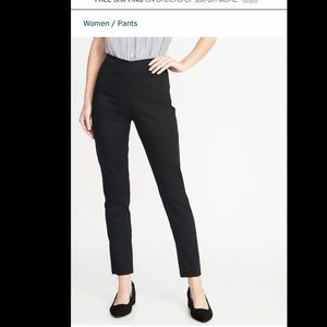 Old navy high rise dress pants